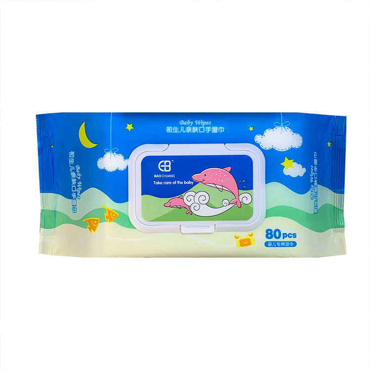 hand to mouth dedicated wipe baby biodegradable baby wet wipes