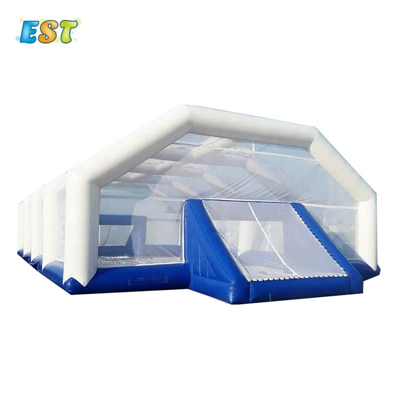 New design inflatable football arena,inflatable soap soccer pitch for football games