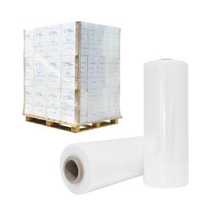 Gratis Monster Lldpe Clear Plastic Pallet Stretch Film Wrap