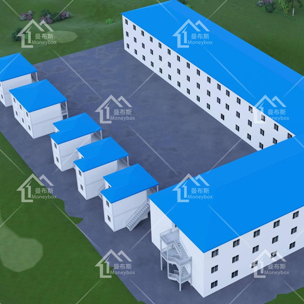 China prefabricadas móvil remolque prefabricada hospital cocina móvil contenedor de envío cocina móvil contenedor de oficina