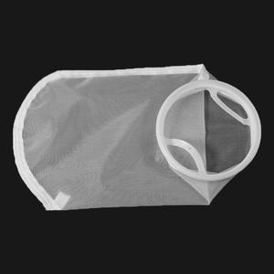 reakfaston Paint Filter Bag Paint Strainer Bag Elastic Opening Fine Mesh Paint Strainer Bags Acid and Alkali Resistant Paint Filter Bag for Paint
