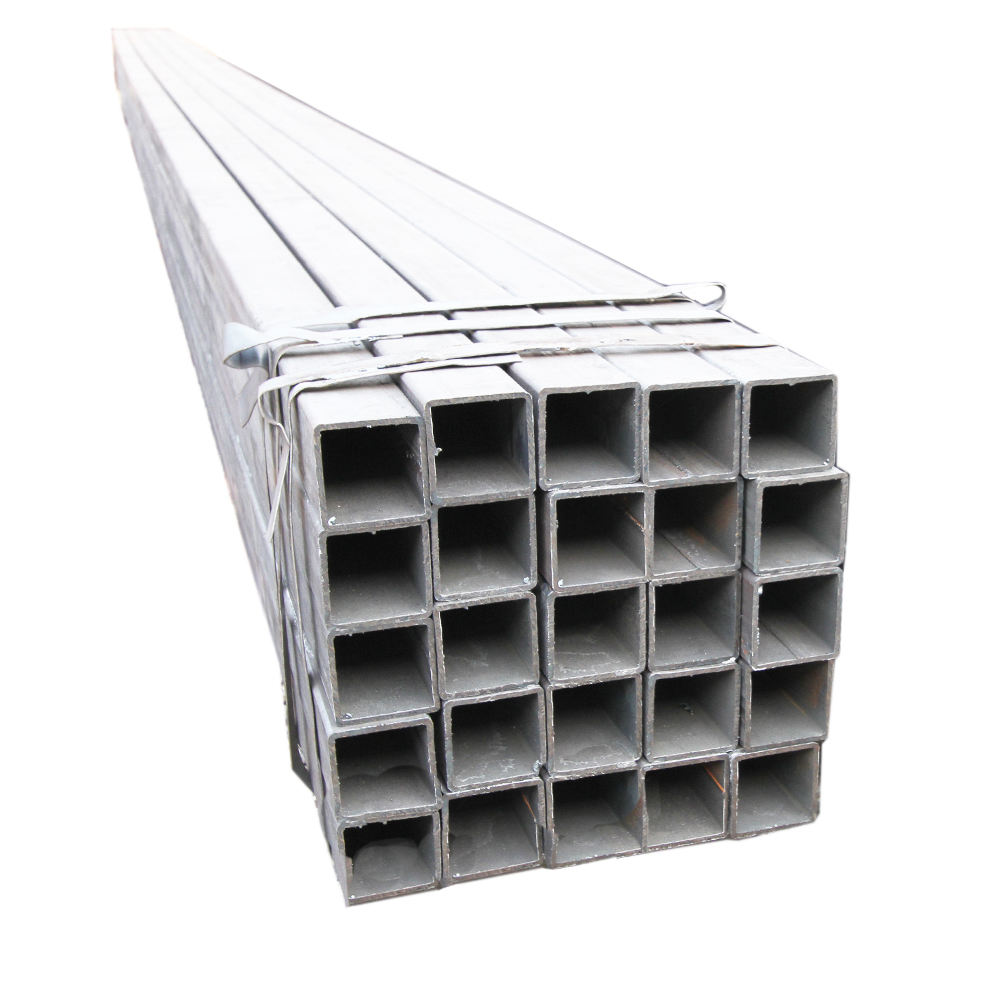 Tianjin Supplier hot sale 25x25 to 200x200 SHS hollow square carbon steel tube/black square pipes price