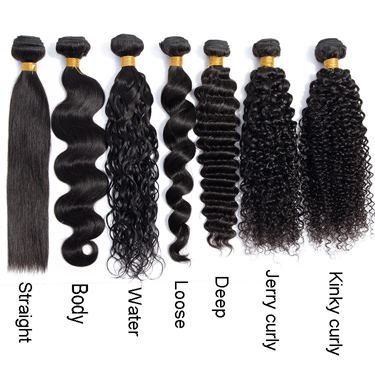 Wholesale Unprocessed Raw Virgin Brazilian Human Hair Extensions, raw Brazilian Ombre Human Hair Weave Bundles With Closure