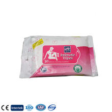 Hot Sale Feminine Intimate Hygiene Wipes