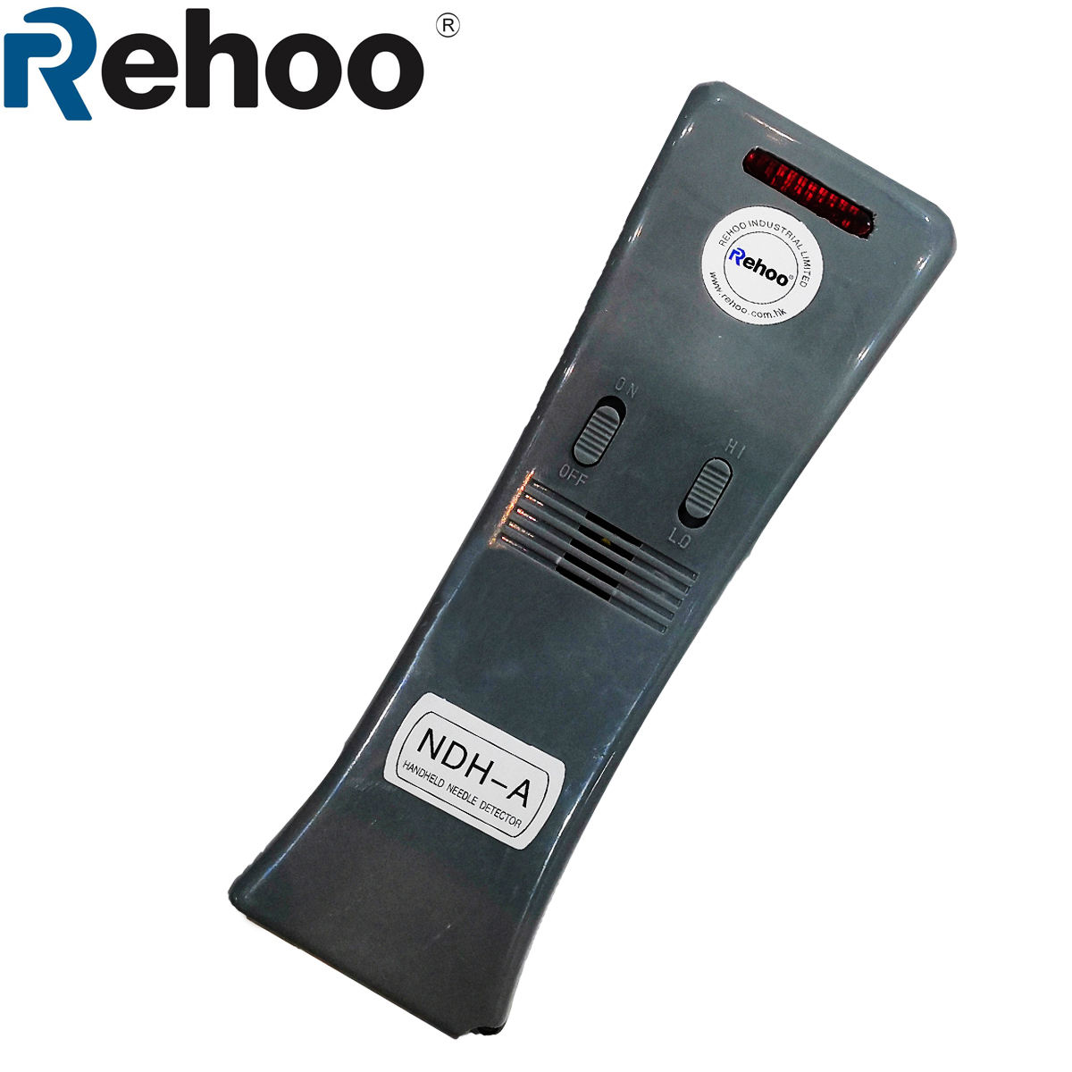 Высокая точность NDH-A ручной детектор иглы для одежды обнаружения остатков металла горячая распродажа