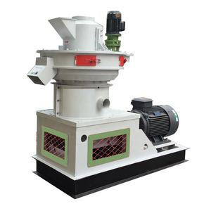 XGJ560 1-1.5t/h 90kw biomass rice husk sawdust grass straw wood pellet machine with CE certificate on sale