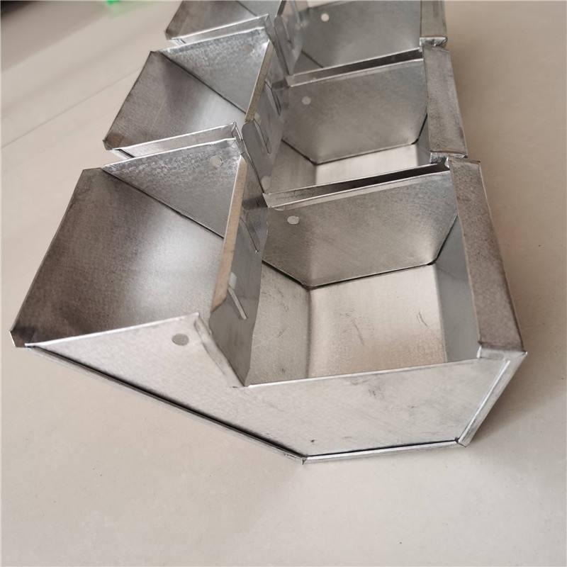 high quality galvanized rabbit feeder for rabbit cage
