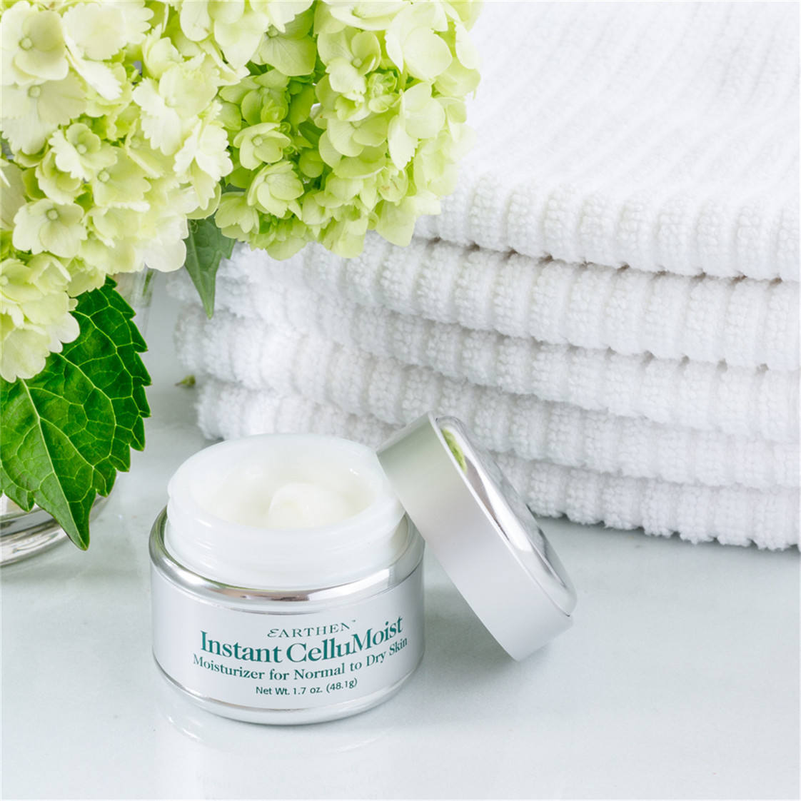 Face all natural nourishing face base cream