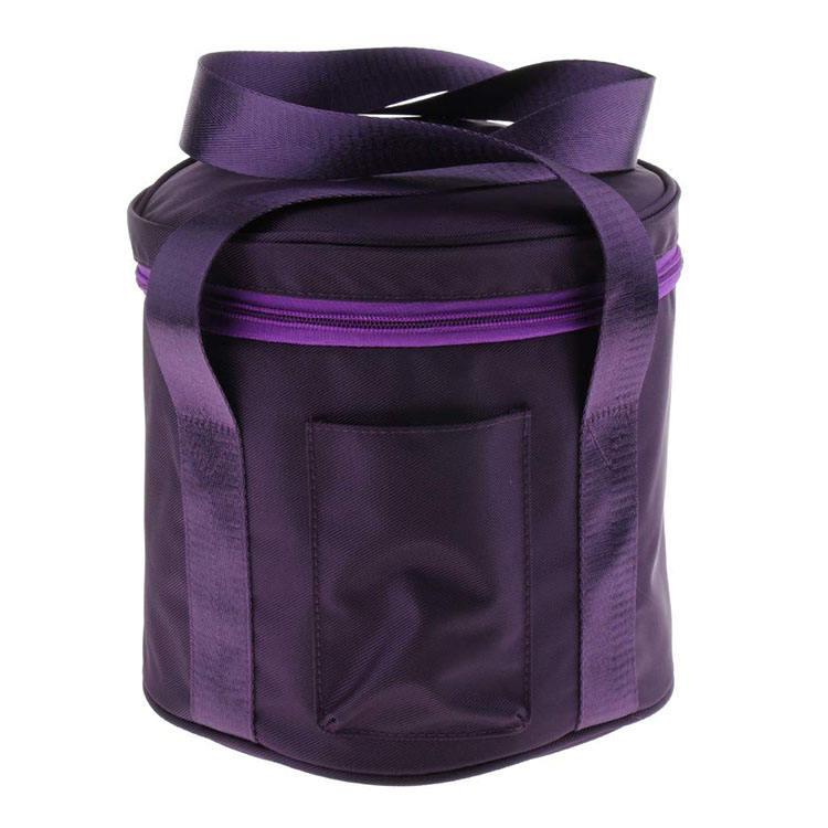 Crystal Singing Bowl Carry Case Bag for sizes 7-12
