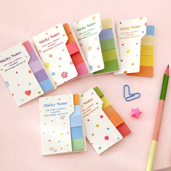 custom Sticky notes sticky notes pad Super sticky pad
