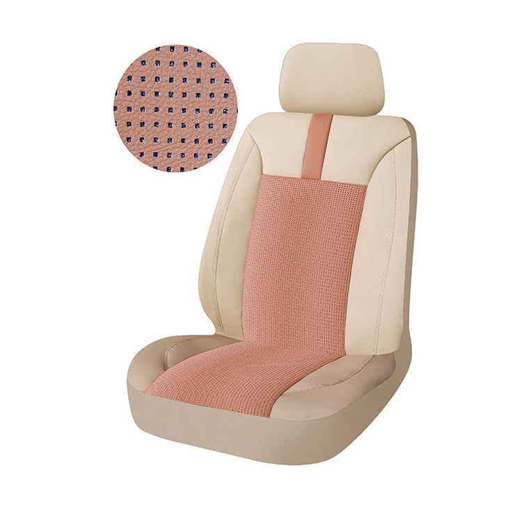 Luxuries Leather Universal Car Seat Covers Full Set Universal fit for 5 Seat Cars