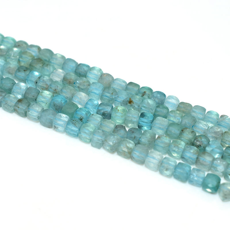Apatite Smooth Beads Rondelle Shape 4x5.mm Approx 8Inches Natural Top Quality Wholesale Price