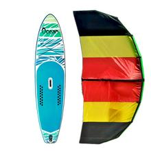 Factory directly sale sup hydrofoil inflatable efoil surfboard  air surfing wing