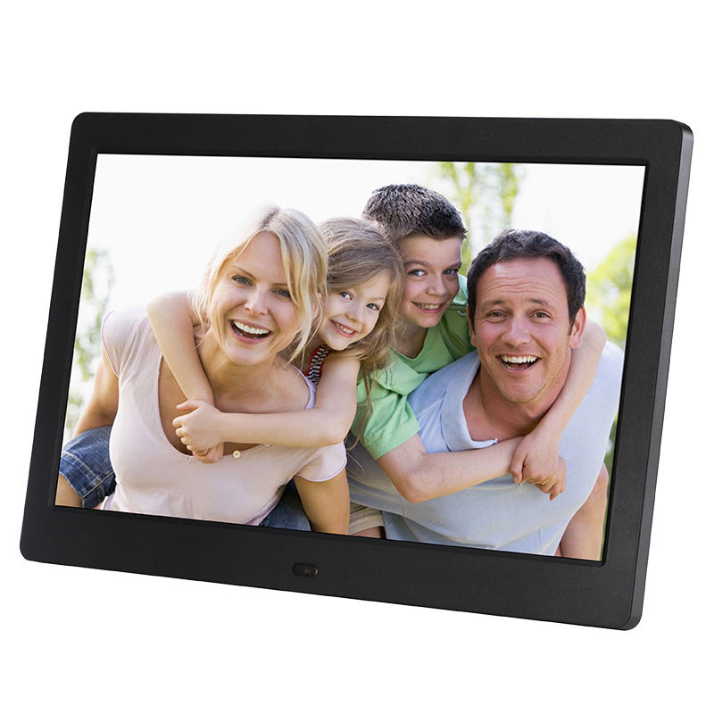 Hopestar cheap sale popular 10 inch large size digital photo frame with SD card slot USB