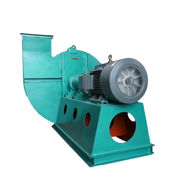 Ventilation Exhaust Fan For Industrial High-Pressure Dust Extraction Boiler Blower Centrifugal Draft Axial Flow Fans