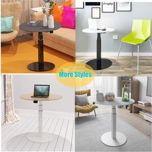 Top Quality Telescopic Single Motor Ergonomic Electric Control Height Adjustable Lifting Desk Stand Up Table