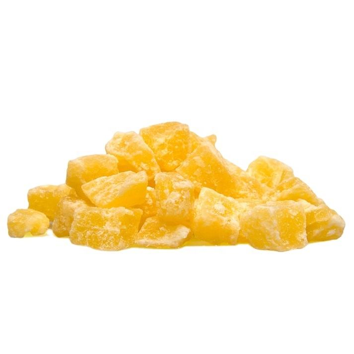 Bulk Packing Sweet Tropical Fruit Dried Pineapple Core