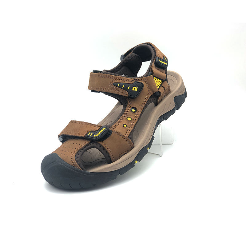 Summer Sandals Men 2020 Arch Support Mens Elastic Sandals Closed Toe Sandals For Man