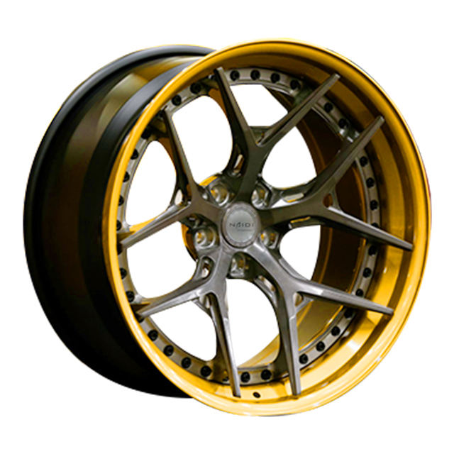 18-22 inch custom 2 piece forged deep lip concave car+wheels rim for luxury car