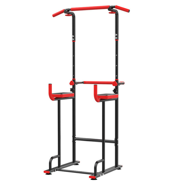 Multi-Function Power Tower Home Fitness Workout Dip Station Pull up Bar