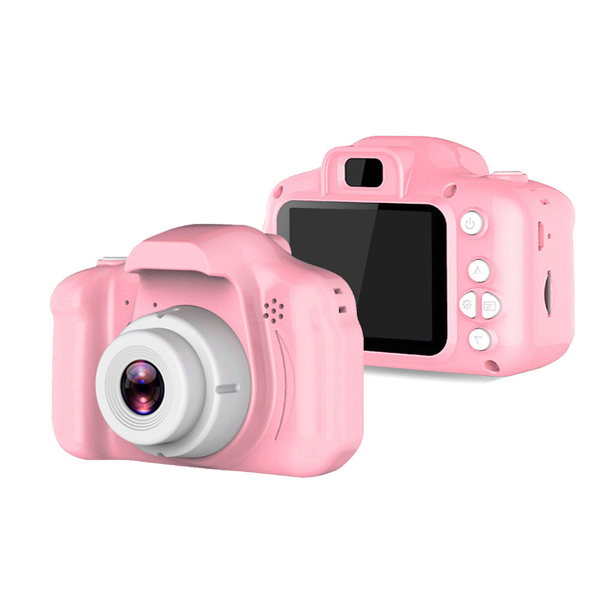 Children's Camera 720P HD Screen Camera Video Toy Kids Cartoon Cute Camera Outdoor Photography kids For Birthday Gift
