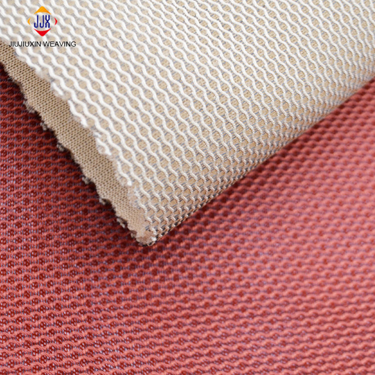 3d air mesh fabric for upholstery sports shoes sofa shoulders bag