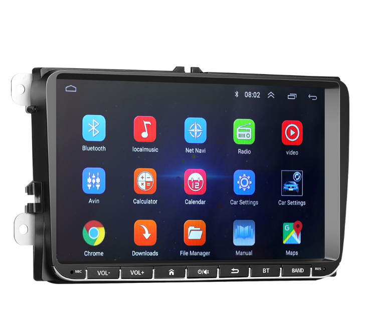 touch screen with gps navigation cheap car DVD Mp3/Mp4/Mp5 player