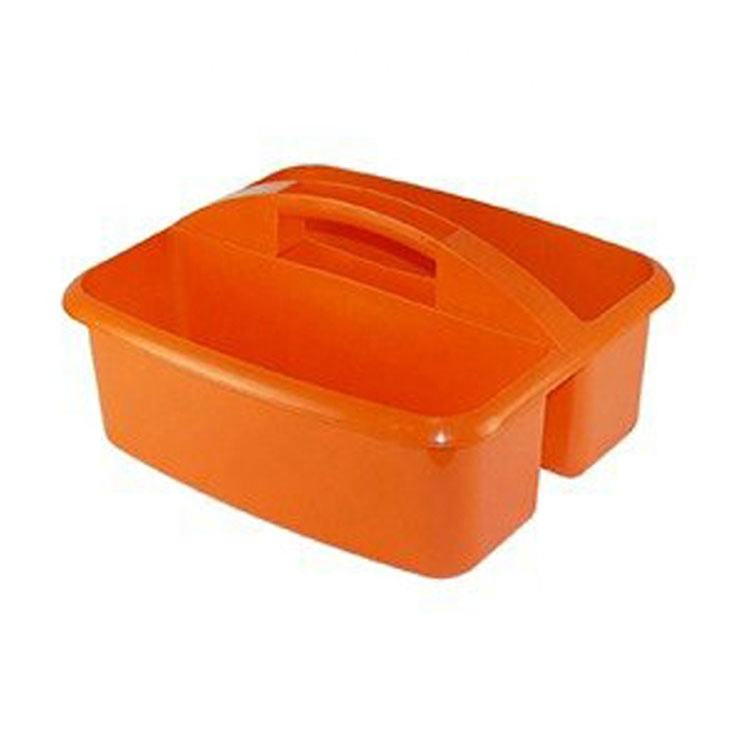 ESD Small Plastic Compartment Rectangular Bucket Tool Caddy