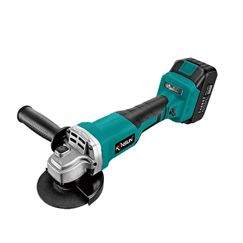 CHINA KX74001 electric 21V Li-ion battery 100/125mm cordless angle grinder