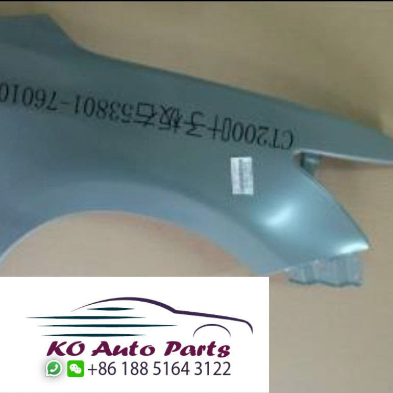 Right front fender for lexus CT CT200 CT200h 2013 2014 2015 2016 2017 2018 2019 edition