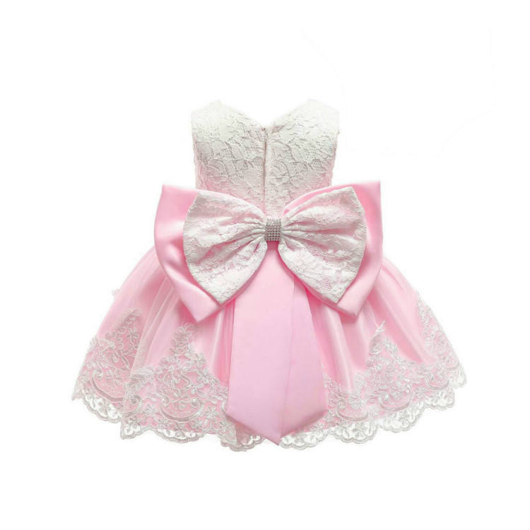 Yoliyolei baby girls summer dresses designs for kids 3-12 months
