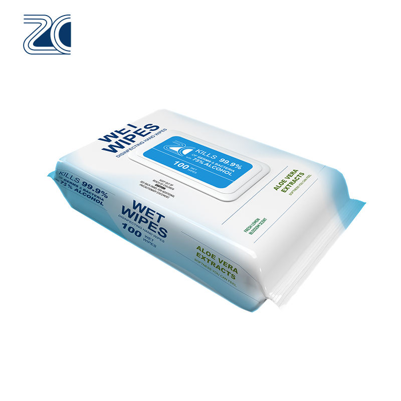 75% alcohol wipes barrels (3 buckets clean sterilization wet wipes home office disposable disinfection wipes