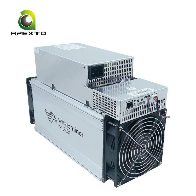 2020 High Hashrate Whatsminer M30S M31S M31+ Asic Miner 72T 74T 76T 78T 80T 86T 88T 90T 92T with PSU mainer