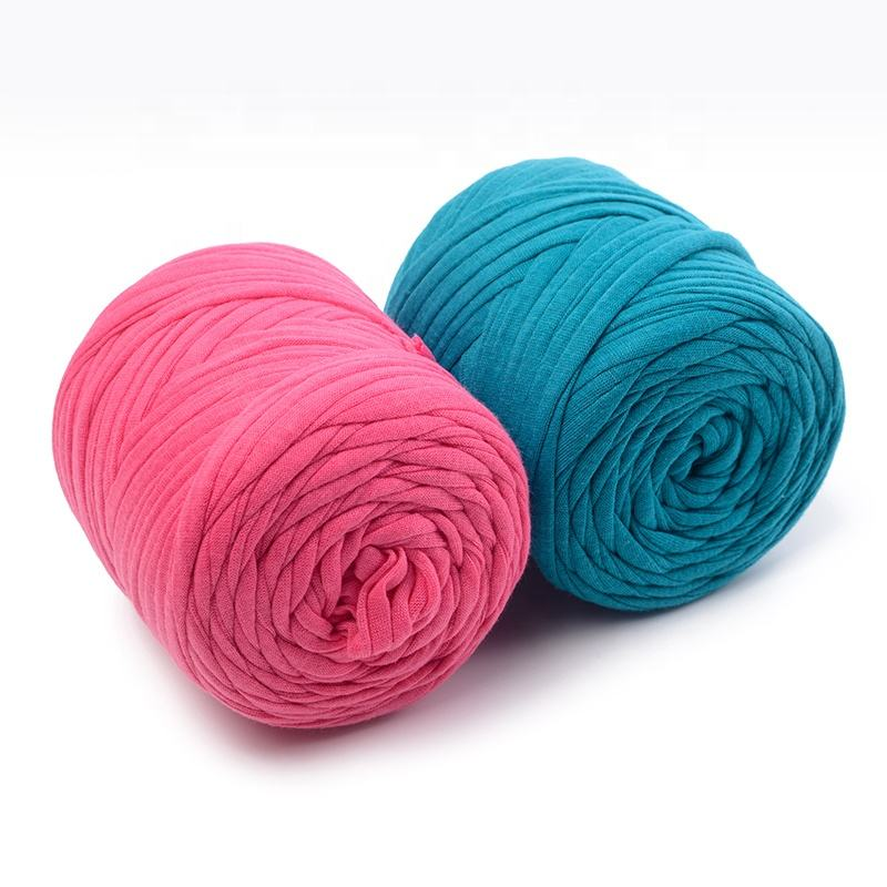 10MM 20MM 30MM thick felt yarn giant T shirt yarn100% merino wool felted yarn