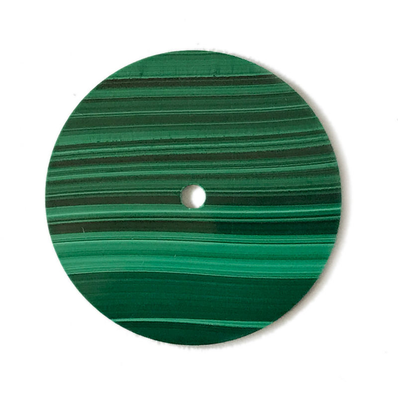 Natural malachite dials,gemstone watch dials