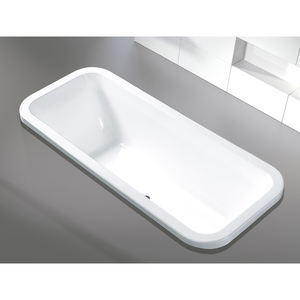 solid surface stone portable ofuro bathtubs with wonderful price