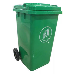 120 Liter Plastic Wheelie Trash Bin/Waste Bin/Garbage Container/Dustbin