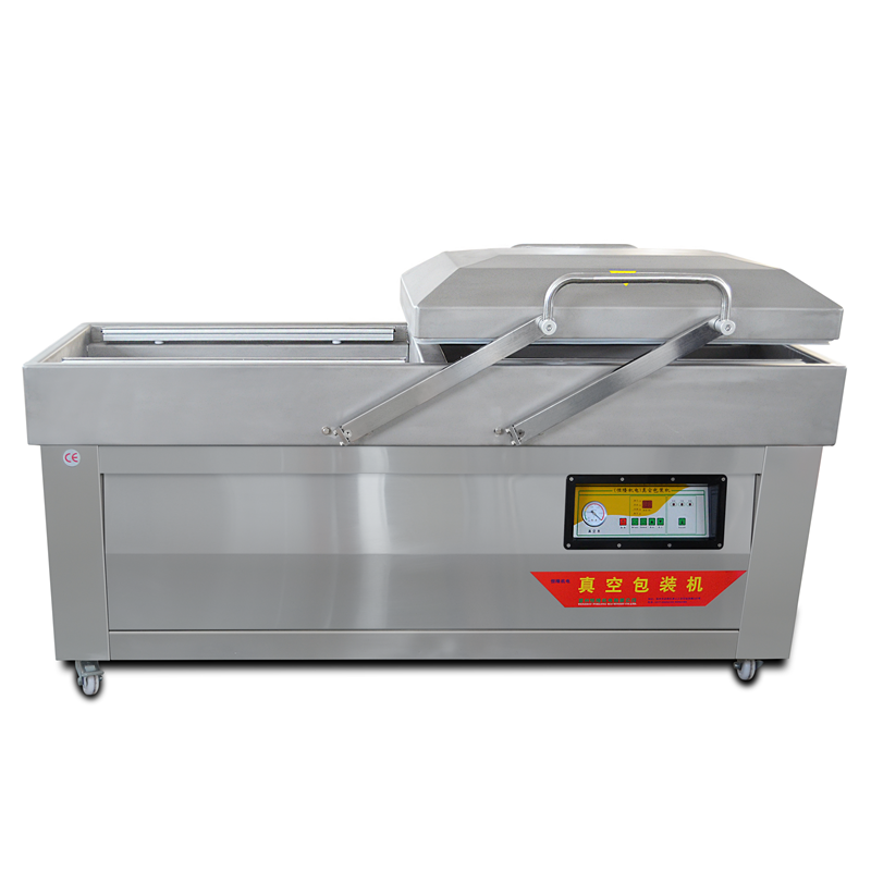 DZ-800/2SB double chamber vacuum packaging machine/vacuum sealer packing machine