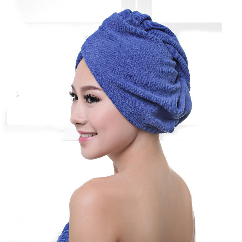 Best Selling dry your hair fast lightweight hair towels for thick hair