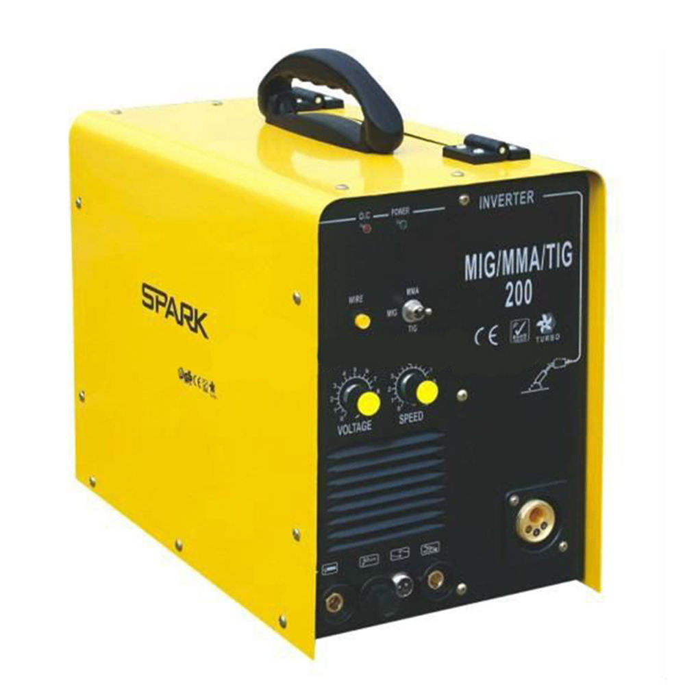 Wechsel richter DC <span class=keywords><strong>MIG</strong></span>/WIG/MMA 200 Welder-1PH, 220V