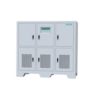 AF50 500kva 50Hz Ac Power Supply Sumber Tiga Tahap Digital Tegangan Regulator Stabilizer