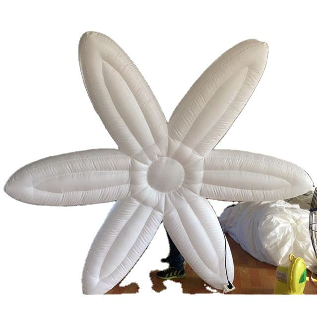 custom attractive led decoration light inflatable inflatable starfish,ocean theme party supplies