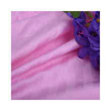 Goods in stock stripe silk satin fabric for bedding