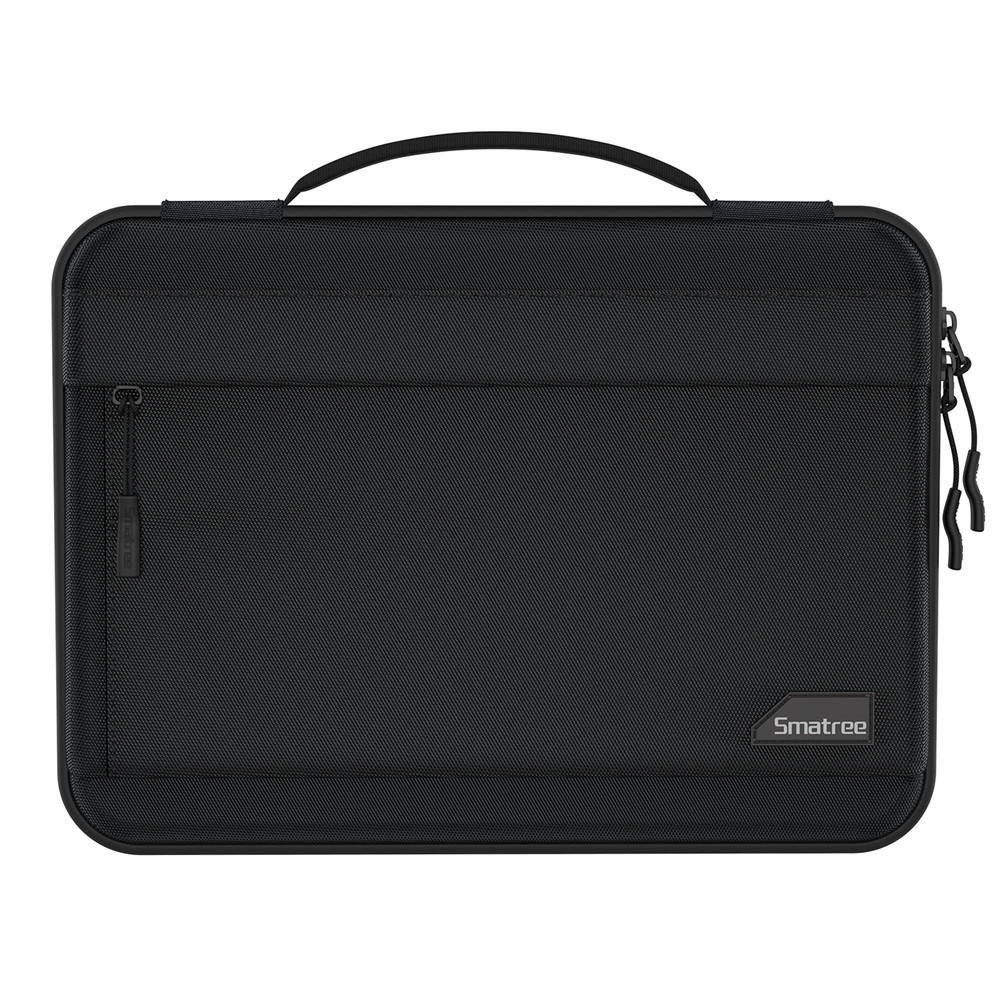 Smatree Black 600D Nylon Material EVA Protective Outdoor Waterproof Laptop Bag Case Fit for 14 inch Laptop for 13.3 inch Macbook