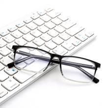 2020 Newest TR90 Square Frame Anti Blue Light Blocking Eye Glasses Protection Filter Computer Glasses Anti BlueLight