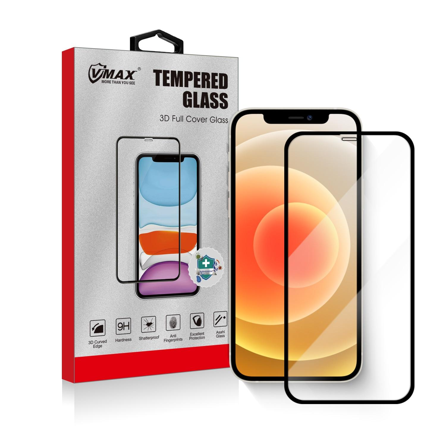 New! Hot Sold 9H 3D curved Asahi Glass Tempered Glass For iPhone 12 11 Pro XS Max X / 8 / 8 plus with OEM Service