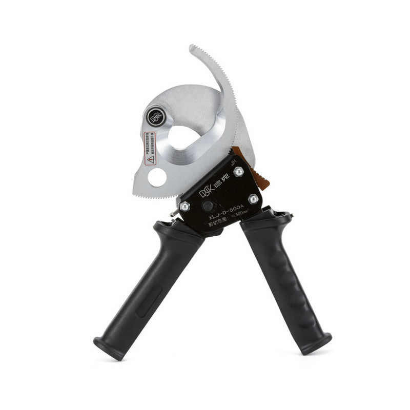 Bulk buy from china Ratchet structure Easy cutting power cable cutter for Cu/Al cable