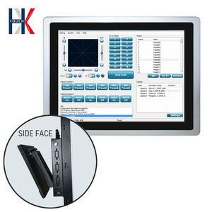 15inch Waterproof IP67 Cheap Factory LCD Industrial Computer Capacitive Touch Produce Rugged Touch Screen Panel Tablet PC