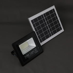 100W Solar Flood Daya Tinggi Led Flood Light Outdoor 300 400 Watt dengan Remote Control