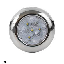 3 inch LED Puck Light boat interior ceiling light stainless steel LED dome light
